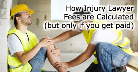 Personal Injury Lawyer Fees