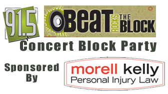 Rock the Block Sponsorship